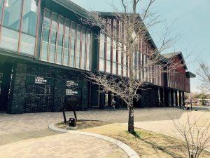 軽井沢の図書館