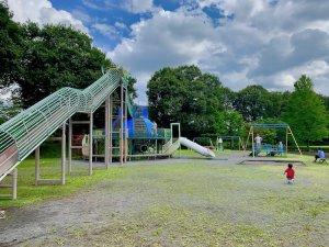 子育てと軽井沢の公園