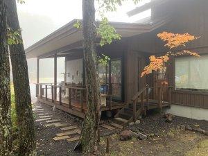 軽井沢 Cafe改修工事